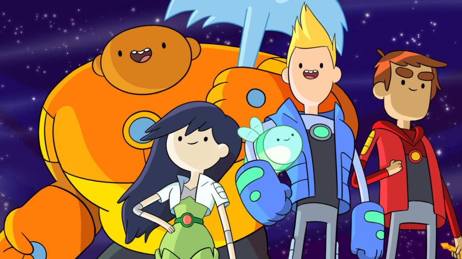 Bravest Warriors Cartoon Hangover