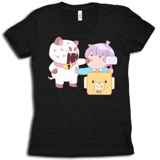 PuppyCat Cardamon Tshirt copy